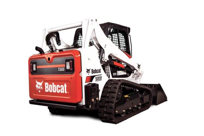 T595 Compact Track Loader