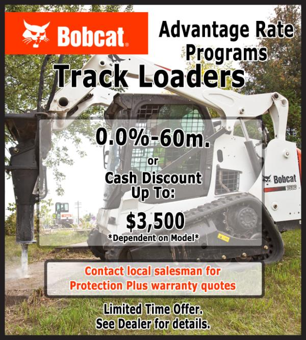 Compact Track Loader