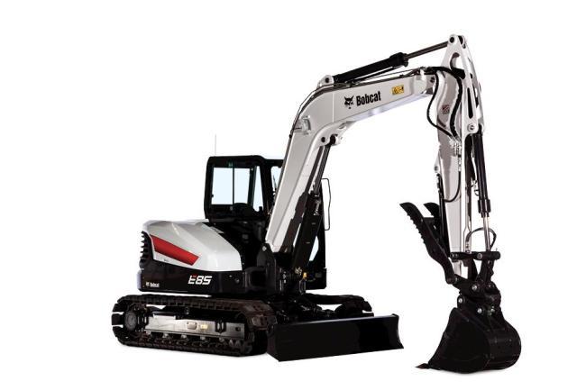 E85 Compact Excavator