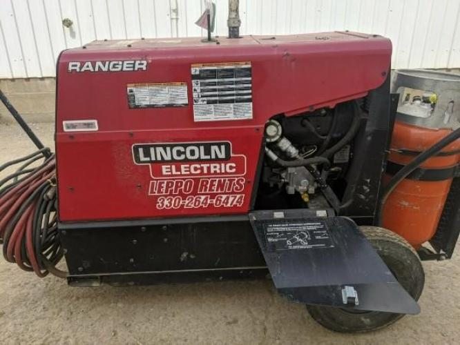 LINCOLN ELECTRIC RANGER 300DLX