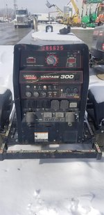 LINCOLN ELECTRIC VANTAGE 300