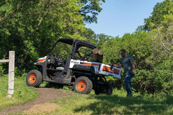 Bobcat UV34 Gas Utility Vehicle