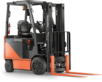 Toyota Core Electric Forklift (8FBCU25)