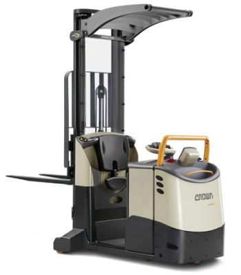 Crown MPC Series Order Picker with Mast