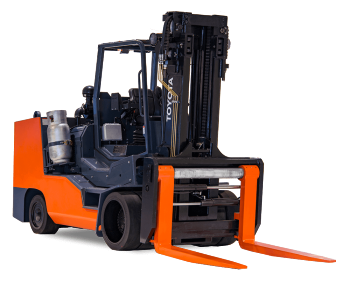 Toyota High-Capacity Large Cushion Forklift
