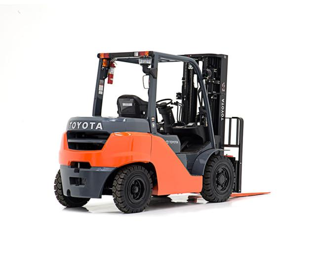 Mid IC Pneumatic Forklift