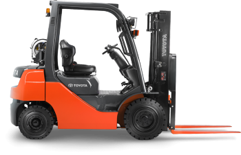 Toyota Core IC Pneumatic Forklift