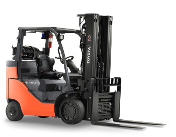 Internal Combustion Cushion Forklifts