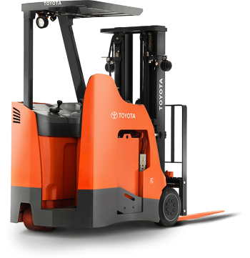 Toyota Stand-Up Rider Forklift