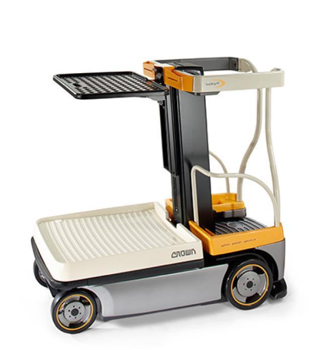 WAV Series Work Assist Vehicle