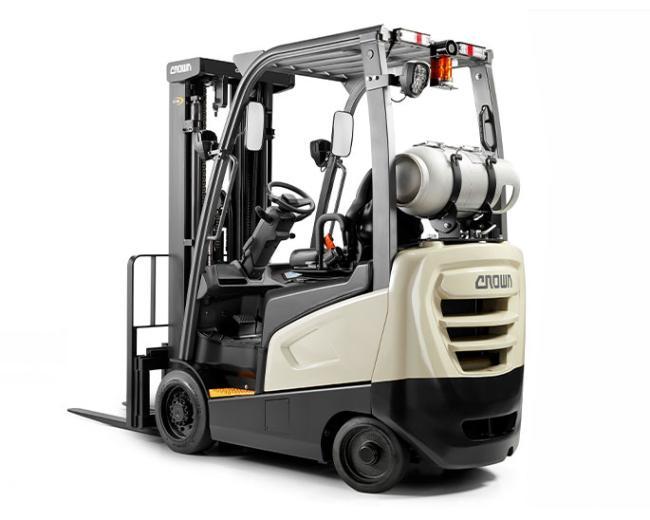 C-G Series Cushion Tire 3,000 - 4,000 lb Forklift