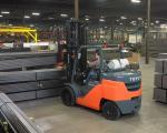 Large IC Cushion Forklift
