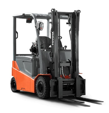 Toyota Electric Pneumatic Forklift