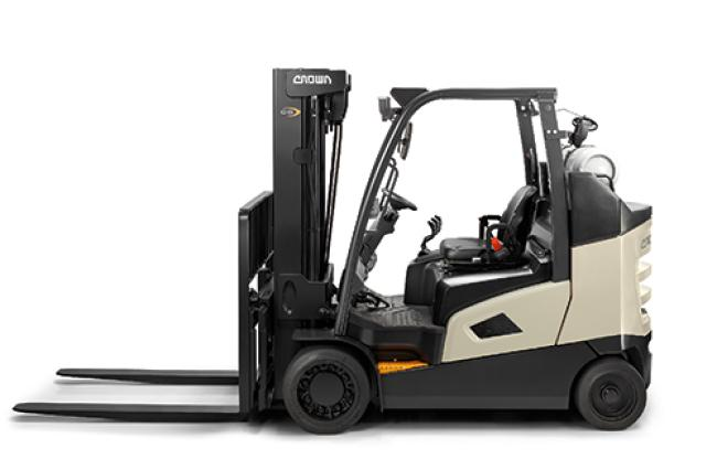 C-G Series Cushion Tire 8,000 - 12,000 lb Forklift