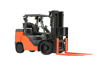 Toyota Large IC Cushion Forklift