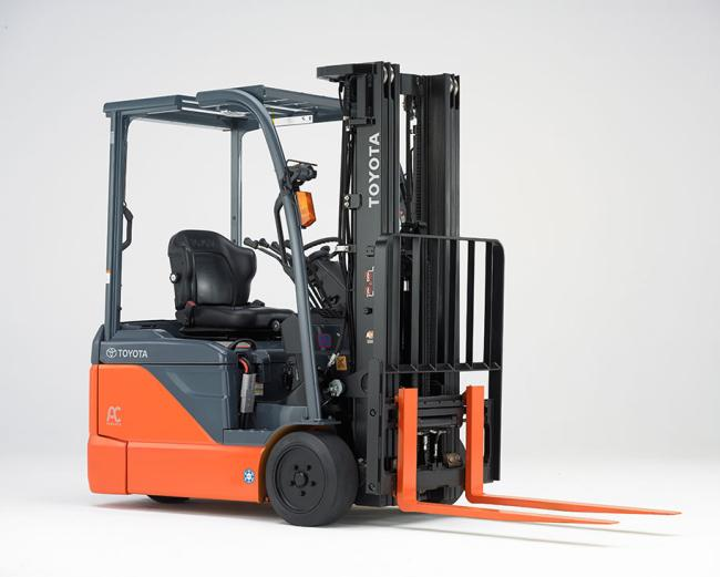 3-Wheel Electric Forklift
