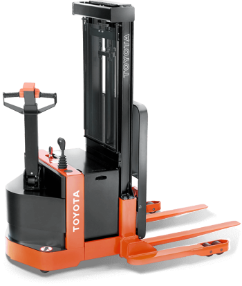 Toyota Industrial Walkie Stacker