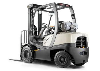 Internal Combustion Pneumatic Forklifts