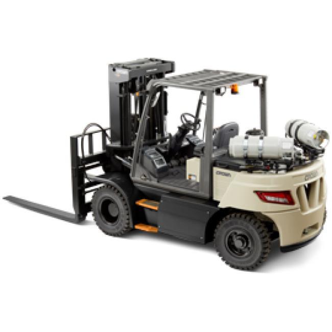 C-G/C-D Series Pneumatic Tire 8,000 - 20,000 lb Forklift