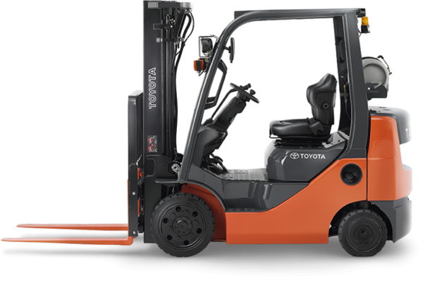 Toyota Core IC Cushion Forklift (8FGCU25)