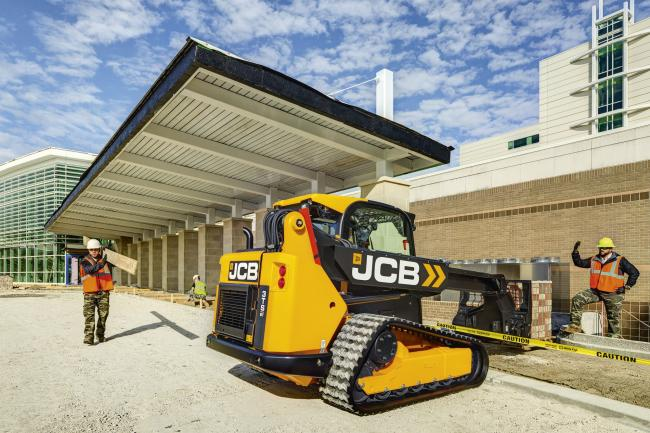 3TS-8T Compact Track Loader