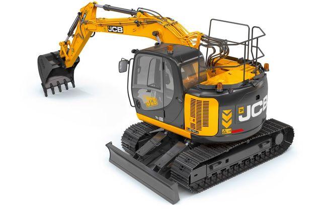 JZ141 Excavator