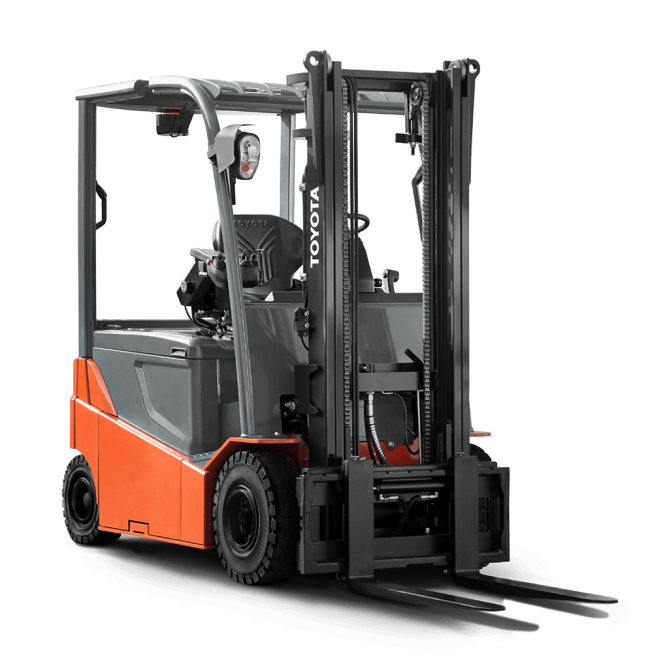 Electric Pneumatic Forklift