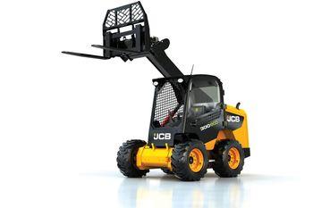 JCB 300 Skid Steer Loader