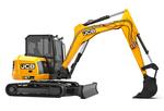 67C-1 Compact Excavator