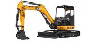 JCB 45Z-1 Compact Excavator