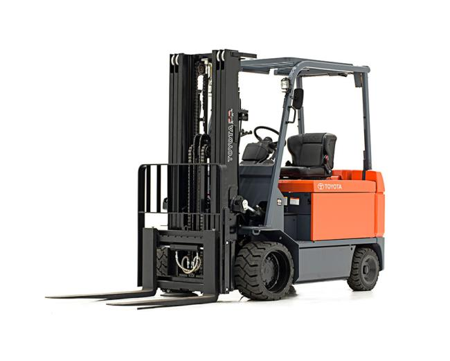Large Electric Forklift