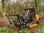 325T Forestmaster Compact Track Loader