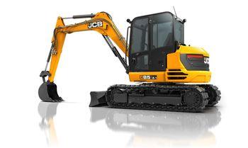 JCB 85Z-1 Compact Excavator