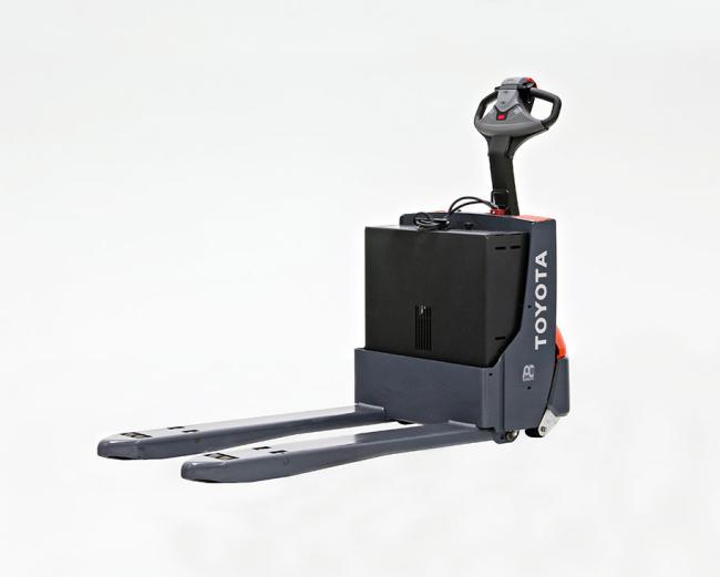 Electric Walkie Pallet Jack (4,500 LBS)