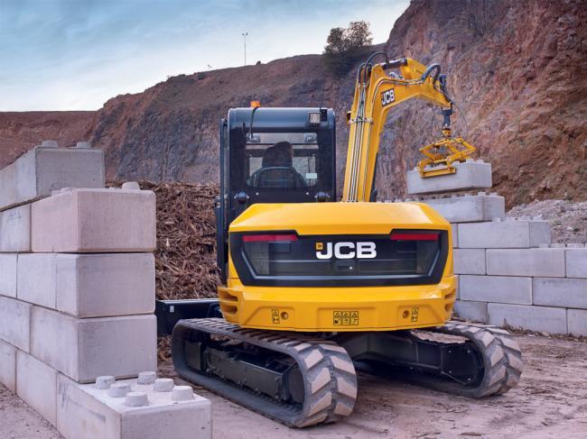 100C-1 Compact Excavator