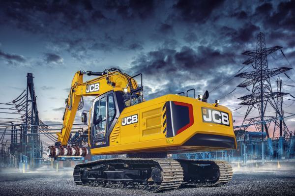 JCB 220X EXCAVATOR