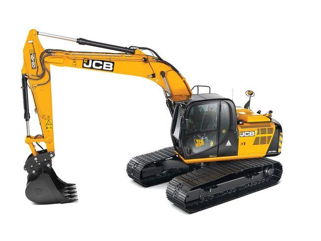 JS190 Excavator