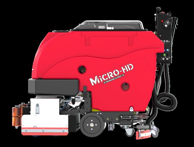 Micro-HD Walk-Behind Scrubber