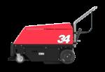 Model 34 Walk-Behind Sweeper