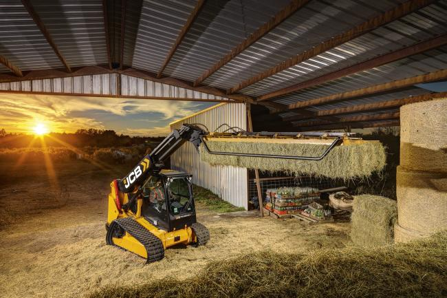 3TS-8T AG Compact Track Loader