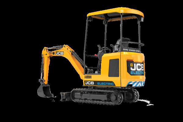 JCB 19C-1E Electric Mini Excavator