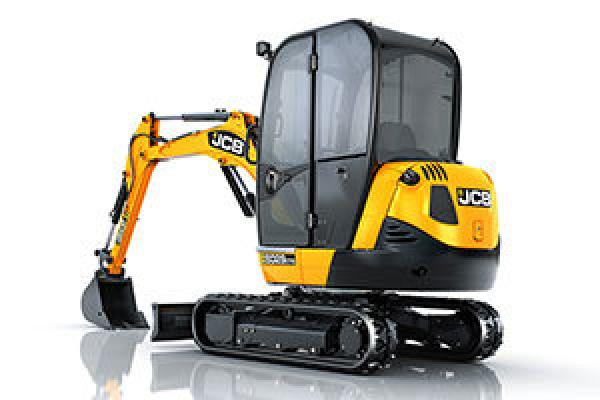 JCB 8029 CTS Compact Excavator