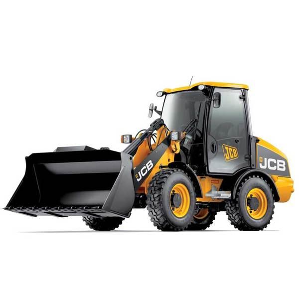 JCB 407 Wheel Loader