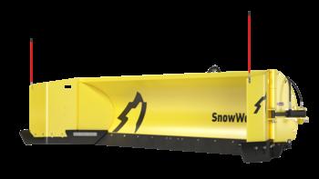 SnowWolf QuattroPlowHD