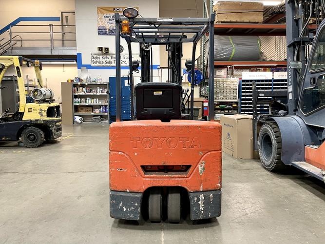 Toyota 7FBEU20 Electric Forklift