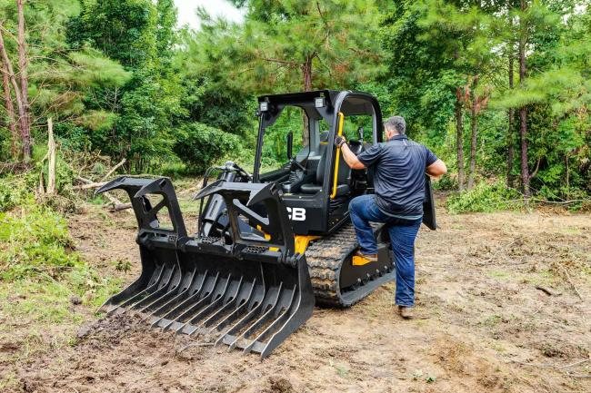 270T Compact Track Loader