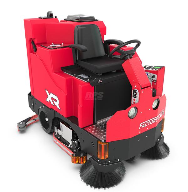 FactoryCat XR v2.0 Scrubber