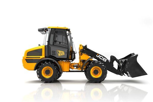 JCB 409 Wheel Loader