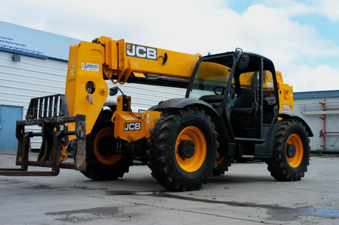 2013 JCB 509-42