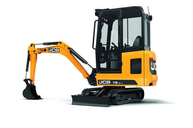 19C-1 Compact Excavator